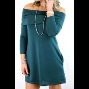 Rural Haze Allenhurst Off The Shoulder Dress Med